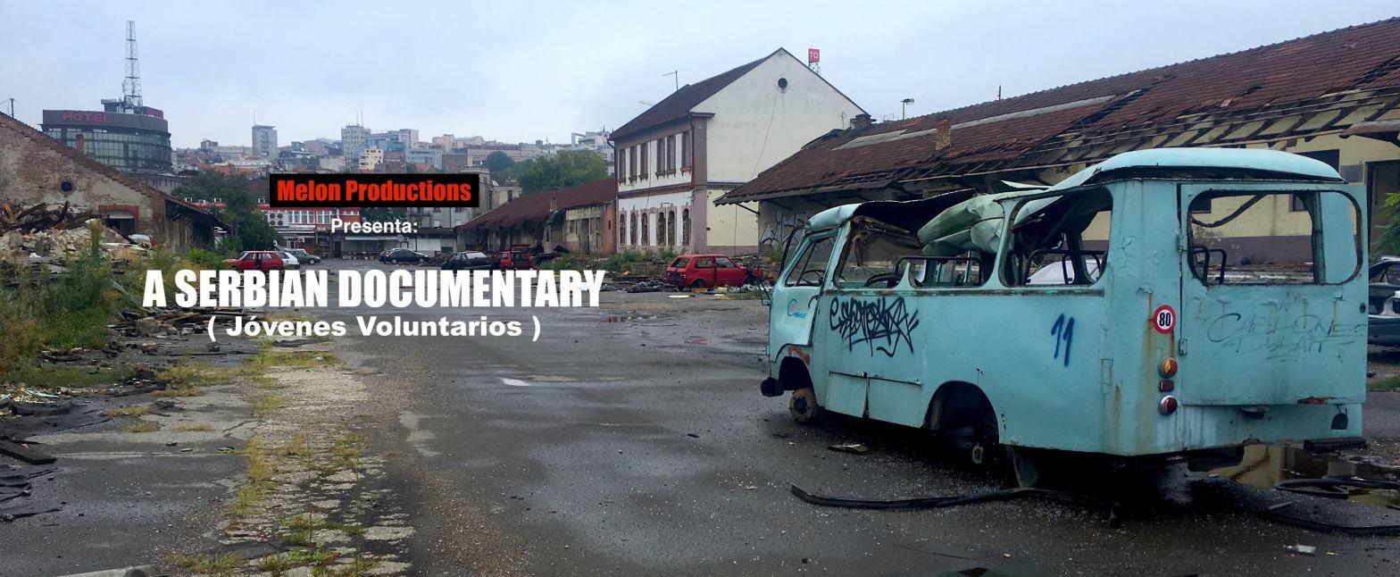 portada del documental a serbian documentary rodado por melon productions en serbia