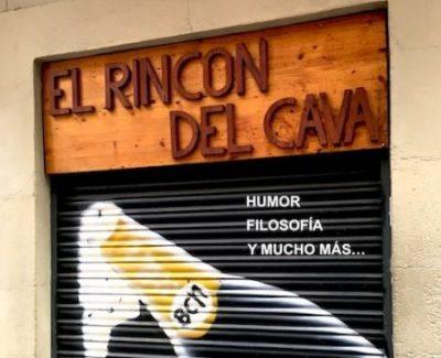 bar el rincon del cava barcelona, seccion de humor, filosofía y mucho mas