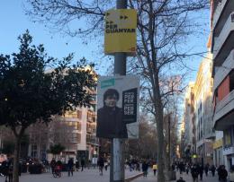 cartel electoral puigdemont