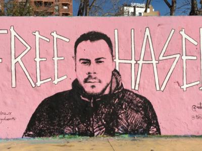free hasel graffity tres chimeneas barcelona